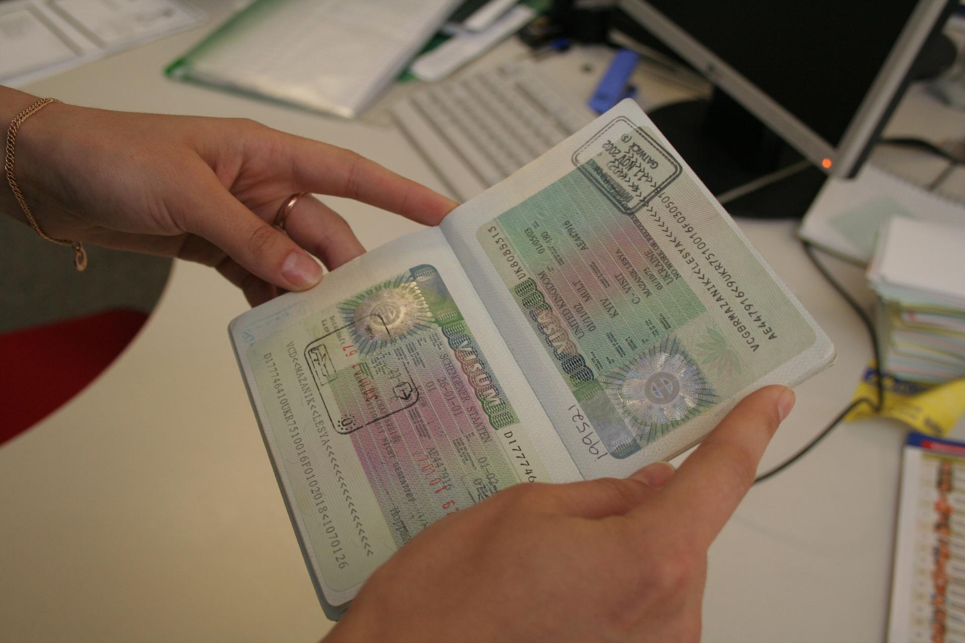 Руководство по заполнению анкеты на визу в Германию