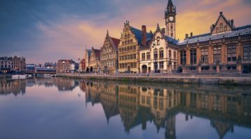 Как оформить визу в Бельгию самостоятельно