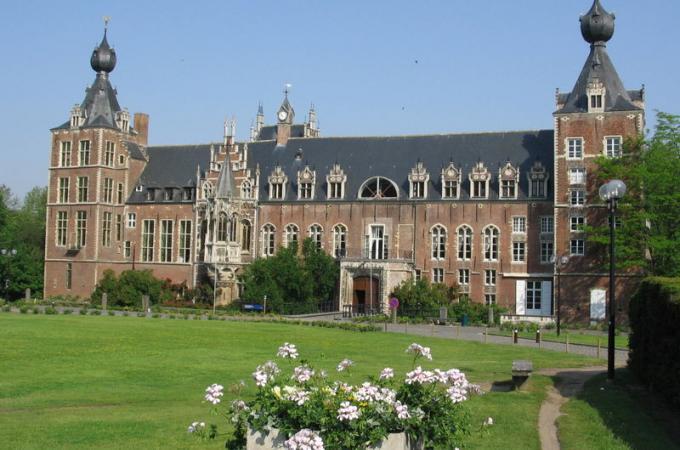 Бельгийское учебное заведение