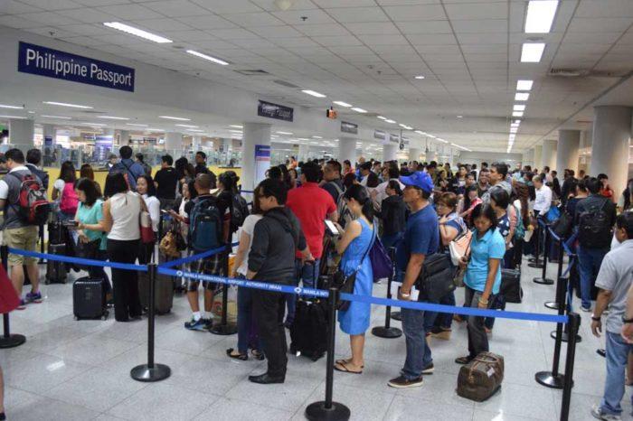 Международный аэропорт в Маниле