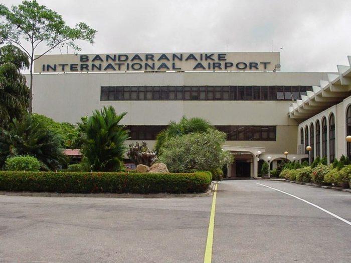 Международный аэропорт Коломбо