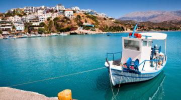 Оформление визы на остров Крит