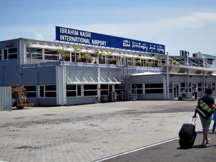 Международный аэропорт Мале