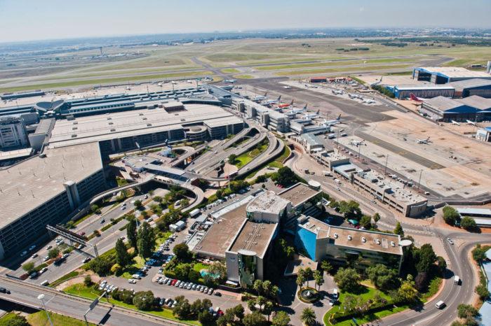Международный аэропорт O R Tambo International