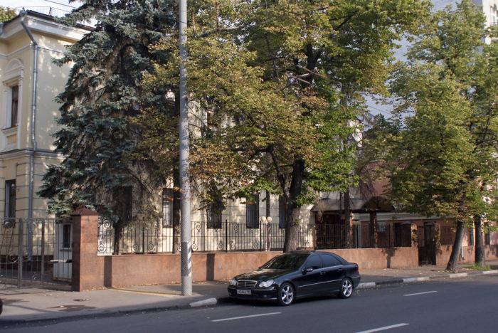 Посольство Кубы в Москве