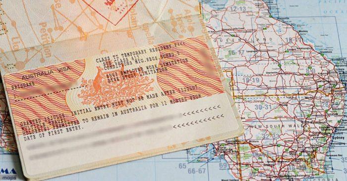 Резидентская виза Австралии с правом на работу