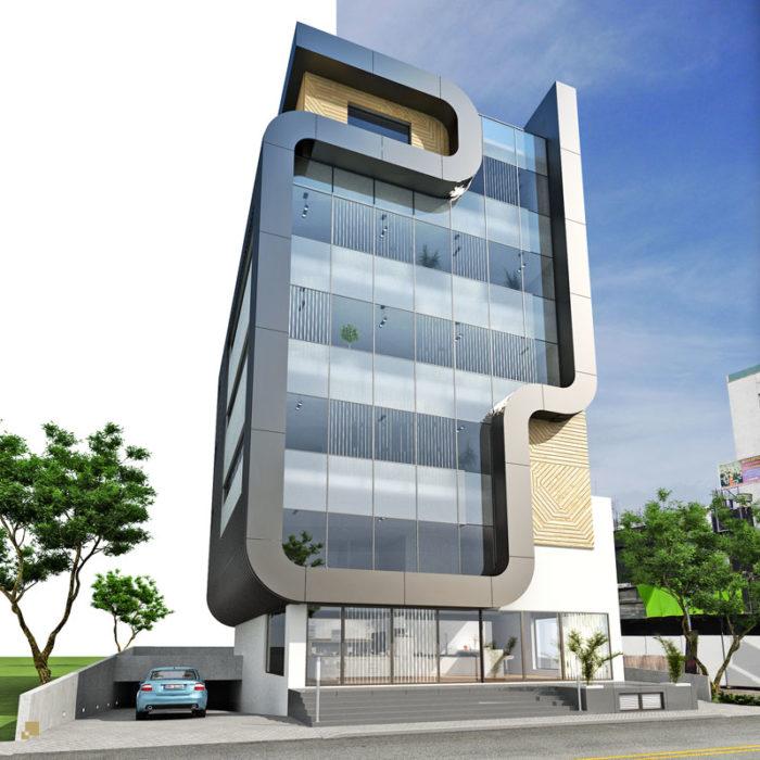 Бизнес-центр на Кипре