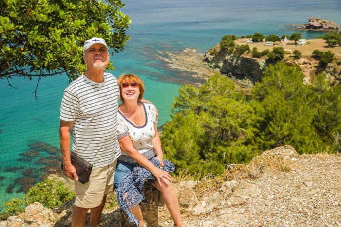 Пенсионеры на Кипре