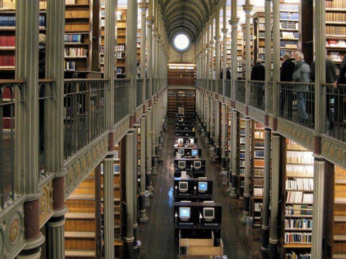 Библиотека Копенгагенского универститета
