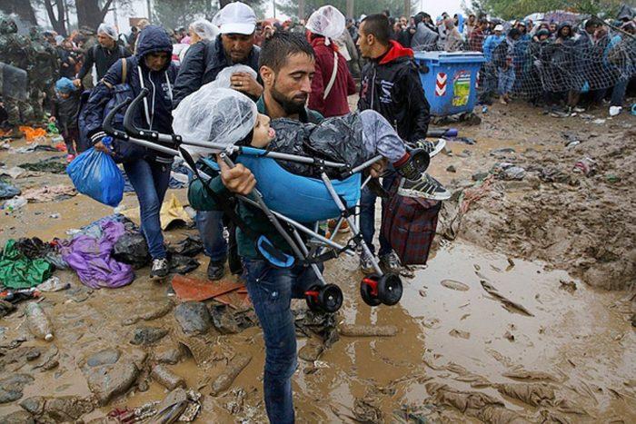 Перевозка нелегалов в Европу