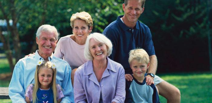 Воссоединение семьи в Канаде