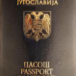 Паспорт СФРЮ