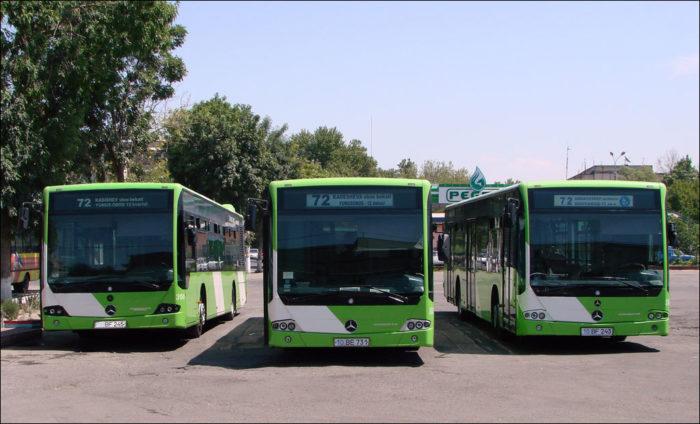 Автобусы в Ташкенте