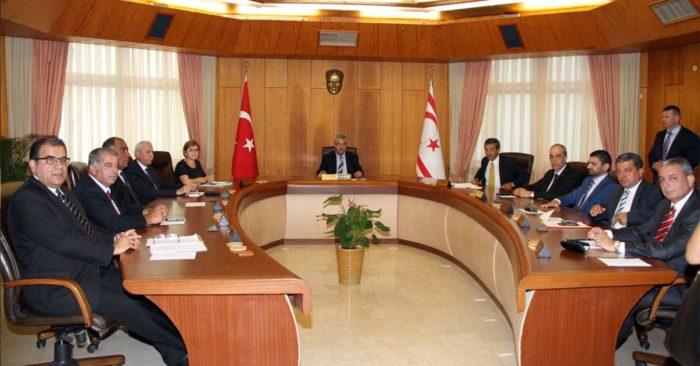 Совет министров Турции