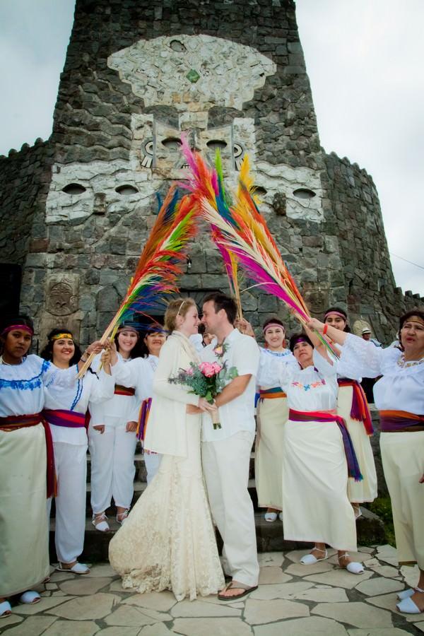 брак в Эквадоре