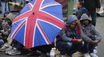 Великая Британия предоставляет убежище