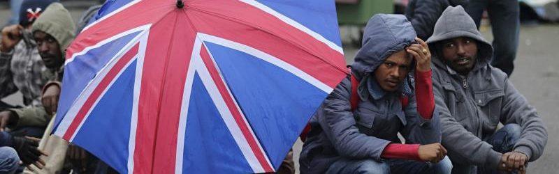 Британия даёт убежище