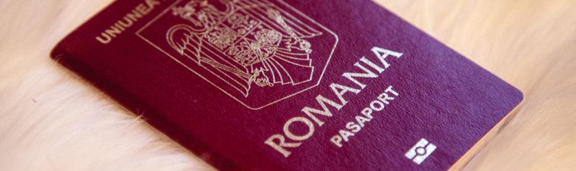 Cetățenia României