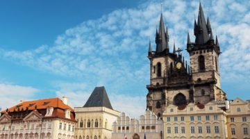 Самостоятельная подготовка документов на визу в Чехию