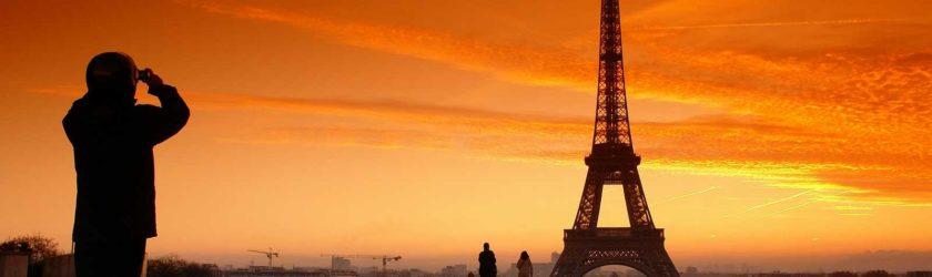 Добро пожаловать в Париж