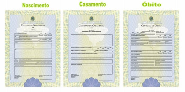 Документы в Португалии