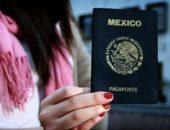 el pasaporte de méxico