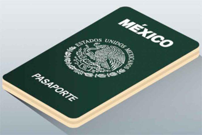 Паспорт гражданина Мексики