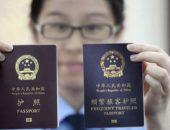 Китай паспорт
