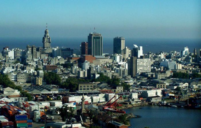 Монтевидео — столица Уругвая