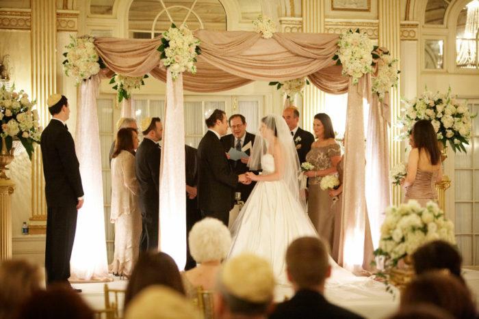 Еврейская свадебная церемония