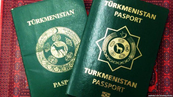 Паспорта Туркменистана: внутренний и заграничный