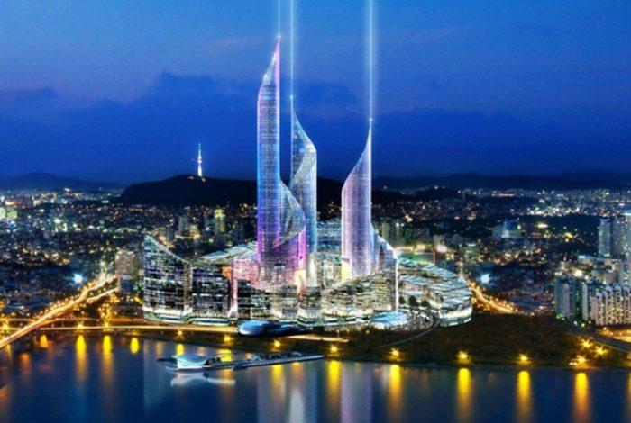 Столица Корейской Республики Сеул