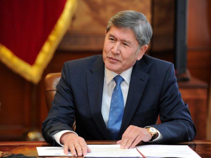 И. о. президента Узбекистана Шавкат Мирзиёев