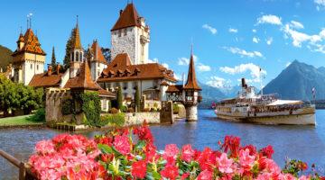 Иммиграция из России в Швейцарию