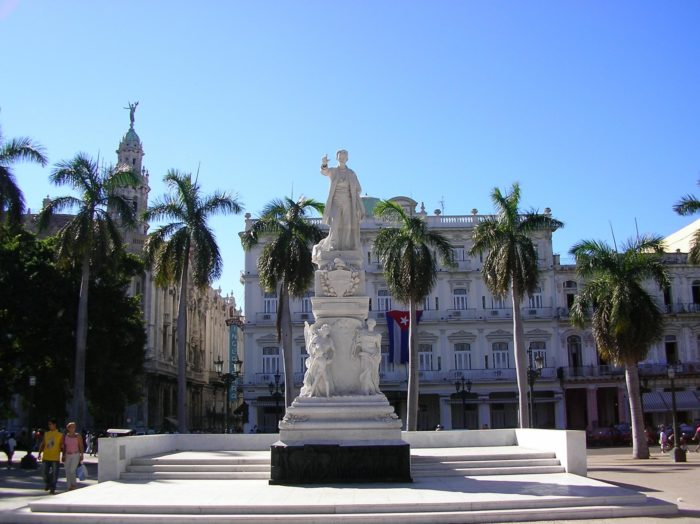 столица Кубы — Гавана