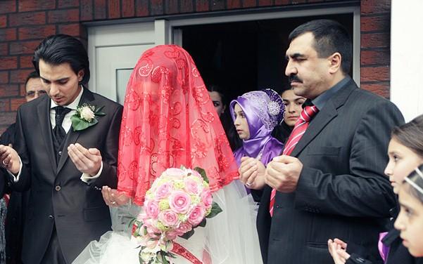 Турецкое брачное ночь мысль