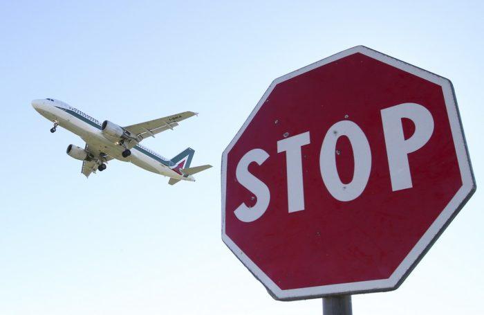 Запрет на въезд