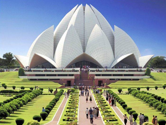 Современная архитектура Индии