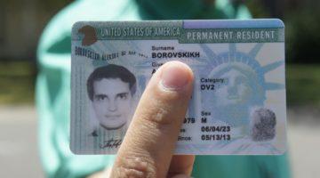 Требования к фотографии на грин-карту США