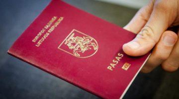Как получить гражданство Литвы?