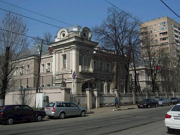 посольство Индонезии в Москве