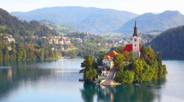 Получение визы в Словению без посторонней помощи