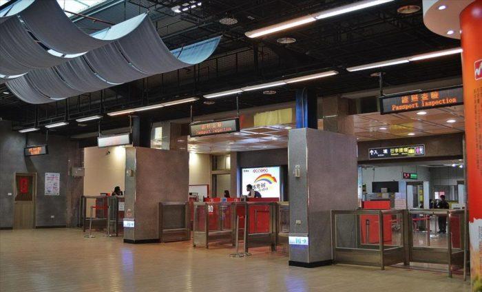 Международный аэропорт Тайбэй