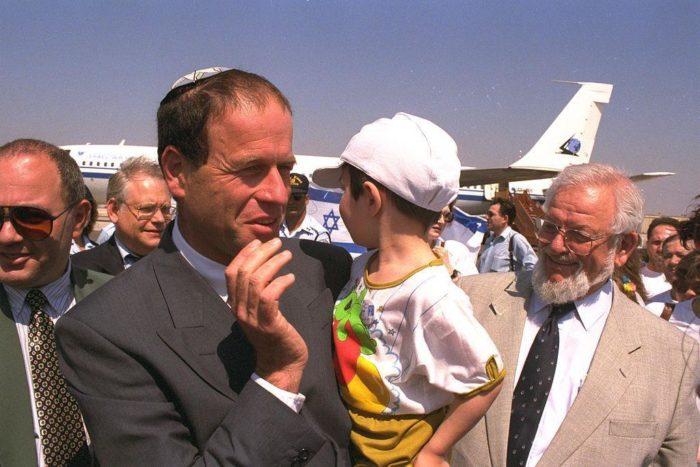 Возвращение евреев в Израиль