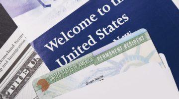 Процесс получения Green Card в 2017–2018 годах