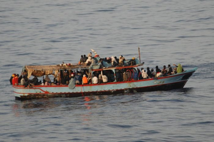 Беженцы в Европу