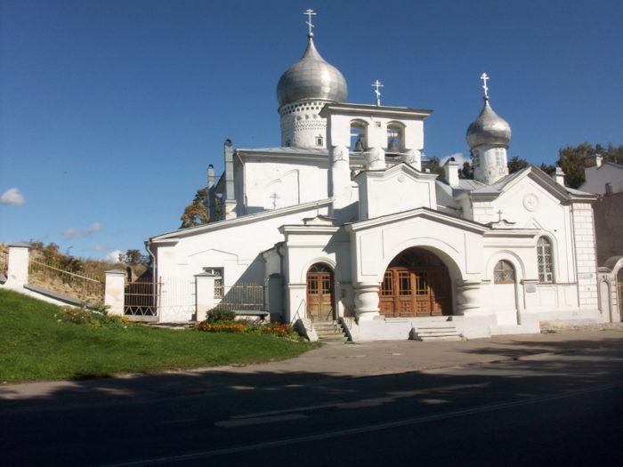 Псков, церковь