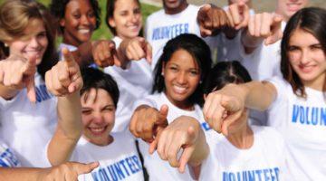 Как уехать за границу по волонтёрской программе