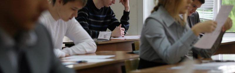 Процедура сдачи экзамена по русскому языку