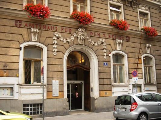 Магистрат в Вене